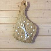 Для дома и интерьера handmade. Livemaster - original item Clock