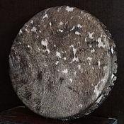 Музыкальные инструменты handmade. Livemaster - original item Diamonds leather with fur. 25 cm. Handmade.