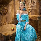 Одежда handmade. Livemaster - original item Author`s dress Josephine. Handmade.