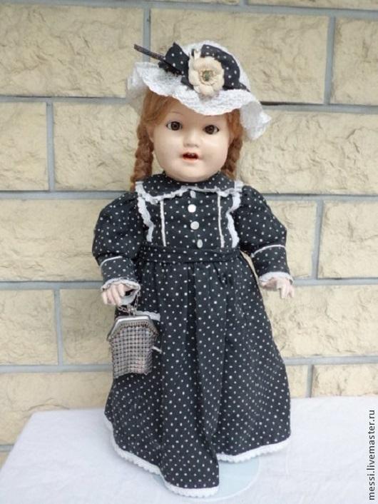 Винтажные куклы и игрушки. Ярмарка Мастеров - ручная работа. Купить Антикварная кукла  K W - Koenig und Wernicke, 1927 для реставрации. Handmade.