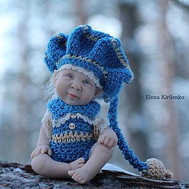 Куклы и игрушки ручной работы. Ярмарка Мастеров - ручная работа Карасик. Handmade.