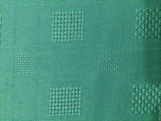 Шитье ручной работы. Ярмарка Мастеров - ручная работа. Купить ткань  с канвой для вышивки 3 цвета. Handmade. Ткань, ткани