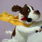 """Куклы и игрушки ручной работы. Ярмарка Мастеров - ручная работа """"Э-эх, с ветерком!!!"""". Handmade."""