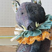 Куклы и игрушки handmade. Livemaster - original item Boar Reynolds. Handmade.