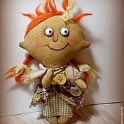 """Куклы и игрушки ручной работы. Ярмарка Мастеров - ручная работа Чердачная кукла """"Лето вызывали?"""". Авторская кукла.. Handmade."""