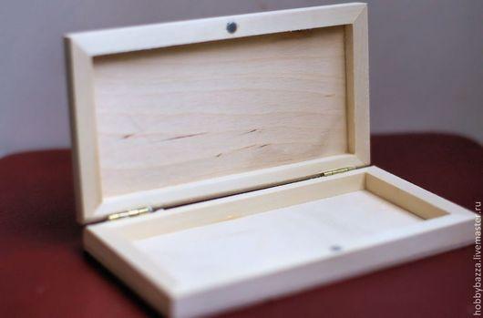 Деревянная заготовка Купюрница. Цена. 310 руб.