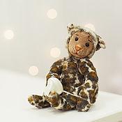 Куклы и игрушки ручной работы. Ярмарка Мастеров - ручная работа Котенок Тёма. Handmade.