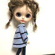 Одежда для кукол ручной работы. Ярмарка Мастеров - ручная работа Одежда для Blythe. Аутфит для Блайз. Handmade.