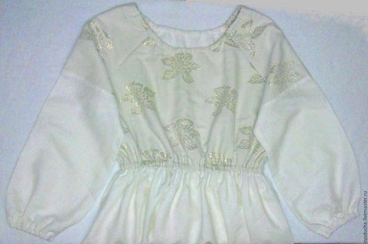 Для будущих и молодых мам ручной работы. Ярмарка Мастеров - ручная работа. Купить Платье льняное в пол, для будущей мамы.. Handmade.