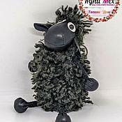 Сувениры и подарки handmade. Livemaster - original item Shawn lamb, souvenir, keychain. Handmade.