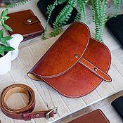 Сумки и аксессуары handmade. Livemaster - original item Waist bag MU CEPHEI. Handmade.