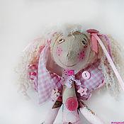 """Куклы и пупсы ручной работы. Ярмарка Мастеров - ручная работа Куколка """"Гламурная Швейка"""". Handmade."""