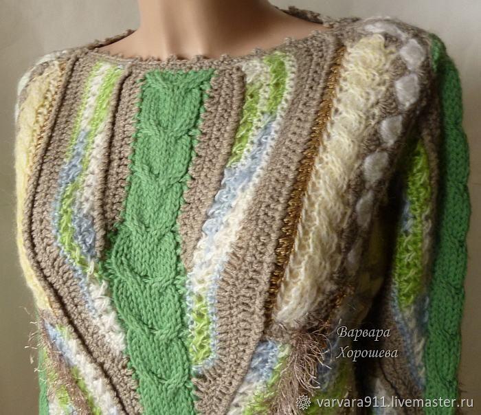 Fancy Knitted Jumper, Jumpers, Stary Oskol,  Фото №1