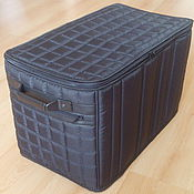 Сумки и аксессуары handmade. Livemaster - original item Organizer in the trunk of a car. Handmade.