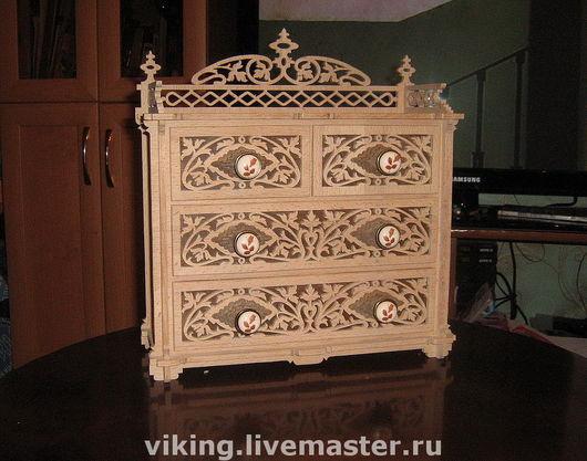 """Мини-комоды ручной работы. Ярмарка Мастеров - ручная работа. Купить Мини Комод -"""" Nest of drawers"""" (FS). Handmade."""