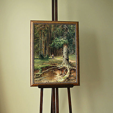 подставка для картины напольная купить на ярмарке мастеров