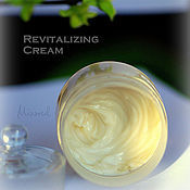Косметика ручной работы handmade. Livemaster - original item Revitalizing Cream.  A cream that restores tone and elasticity of the skin. Handmade.