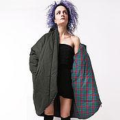 """Одежда handmade. Livemaster - original item Демисезонная куртка """"Как я вижу парки"""". Handmade."""