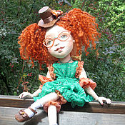 Куклы и пупсы ручной работы. Ярмарка Мастеров - ручная работа Кукла Маргарет.. Handmade.