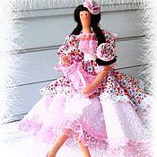 Куклы и игрушки ручной работы. Ярмарка Мастеров - ручная работа Фея материнства_Кукла в стиле Тильда. Handmade.