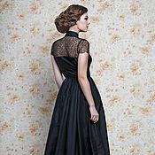 "Одежда handmade. Livemaster - original item The silk dress ""Grace"". Handmade."