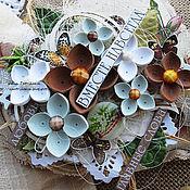 Для дома и интерьера ручной работы. Ярмарка Мастеров - ручная работа Интерьерное сердце на свадьбу. Handmade.
