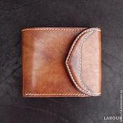 Сумки и аксессуары handmade. Livemaster - original item Purse leather Labour 58. Handmade.
