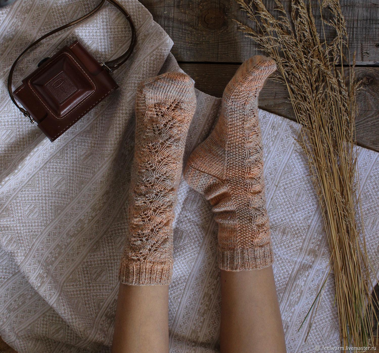 88490cc241b84 Ярмарка Мастеров - ручная работа. Купить Носки Тёплые носки · Носки, Чулки  ручной работы. Носки Тёплые носки Носки вязаные. Носки женские. Feel