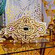 Soutache elastic belt Wedding. belt beaded. Bead embroidery. Belt. LADY-LIZA jewelry shop. My Livemaster. Фото №5