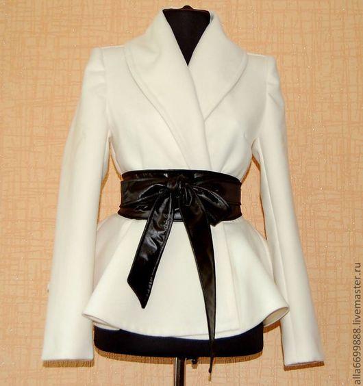 Верхняя одежда ручной работы. Ярмарка Мастеров - ручная работа. Купить Пальто Баска. Handmade. Пальто