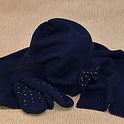 Работы для детей, ручной работы. Ярмарка Мастеров - ручная работа Весенняя шапочка с бантиком. Handmade.