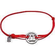 Украшения handmade. Livemaster - original item Gemini bracelet rope. Handmade.