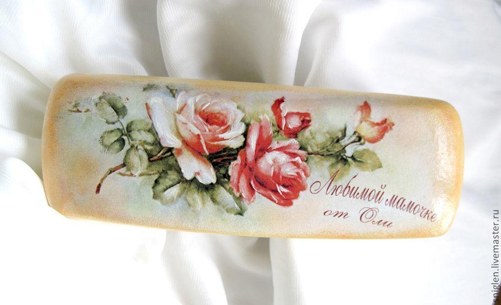 """Очечник """"Розы для мамы"""""""