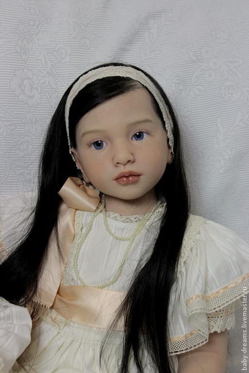 Куклы-младенцы и reborn ручной работы. Ярмарка Мастеров - ручная работа. Купить Алиса (Aloenka by Natali Blick). Handmade.