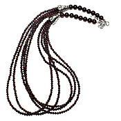 Necklace handmade. Livemaster - original item Multi-row necklace made of natural garnet. Handmade.