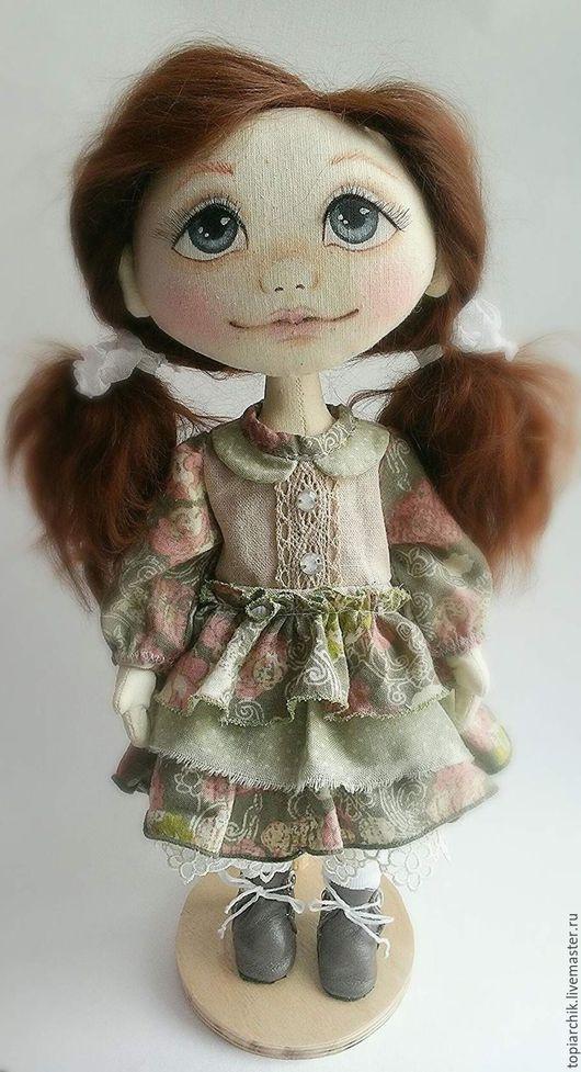 Коллекционные куклы ручной работы. Ярмарка Мастеров - ручная работа. Купить Маришка. Handmade. Комбинированный, кукла в подарок, подарок