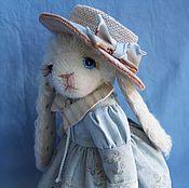 """Куклы и игрушки ручной работы. Ярмарка Мастеров - ручная работа Зайка """"Алиса"""". Handmade."""