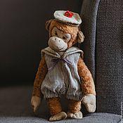 Куклы и игрушки ручной работы. Ярмарка Мастеров - ручная работа Обезьянка Роберт. Handmade.