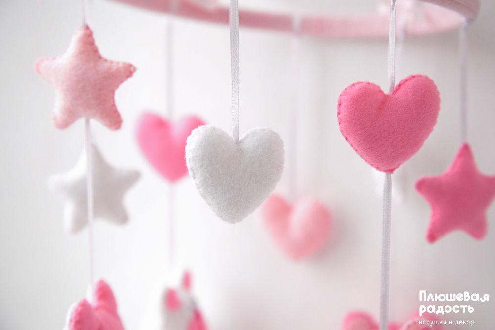 Розовые подарки