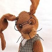 Куклы и игрушки ручной работы. Ярмарка Мастеров - ручная работа Профессор Зайцев. Handmade.