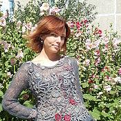 Одежда ручной работы. Ярмарка Мастеров - ручная работа Аленький цветок. Handmade.