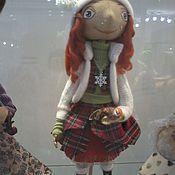 Куклы и игрушки ручной работы. Ярмарка Мастеров - ручная работа Снегири. Handmade.