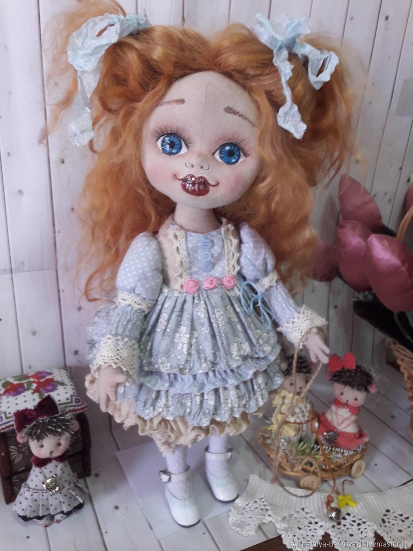 Я у мамки рыжая , Будуарная кукла, Барнаул,  Фото №1