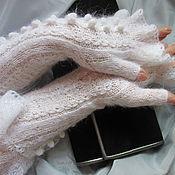 Аксессуары handmade. Livemaster - original item fingerless gloves -cuff sissy. Handmade.