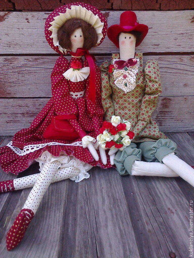 лишь предварительно куклы тильда красивые картинки они были моей