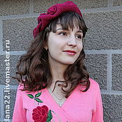 "Одежда handmade. Livemaster - original item Knitted suit ""Parisienne"". Handmade."