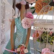 Куклы и игрушки ручной работы. Ярмарка Мастеров - ручная работа Интерьерная кукла Весенний ангел. Handmade.