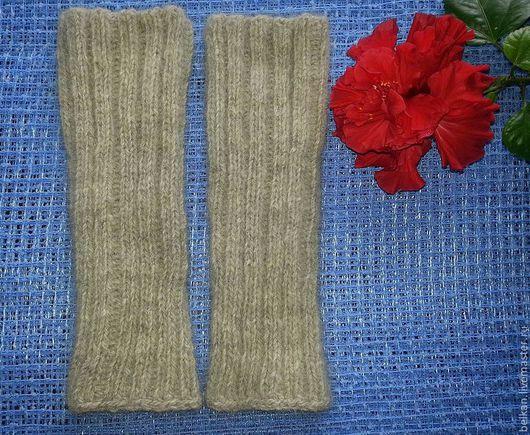 Носки, Чулки ручной работы. Ярмарка Мастеров - ручная работа. Купить Гетры из собачьей шерсти. Handmade. Из собачьей шерсти