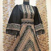 """Одежда ручной работы. Ярмарка Мастеров - ручная работа Авторское платье """"Дочь  Вождя"""". Handmade."""