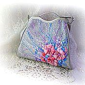 Сумки и аксессуары handmade. Livemaster - original item Handmade bag bright, spring. Handmade.